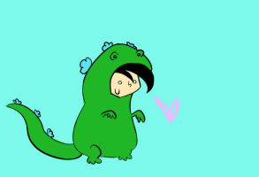 :Reptar: by 2numagirls