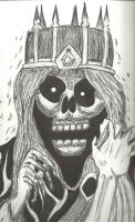 Lich - Dungeons and Dragons by TalentlessHacked