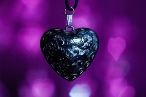 Heart bokeh heart by brokenbokeh