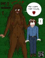 Sassy The Sasquatch by Hardcover1st