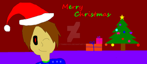 Merry Christmas From:Coy to:My lovely watchers by Tomboy974