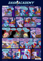 [Italian] Dash Academy 6 - The Secrets We Keep 8 by FiMvisible
