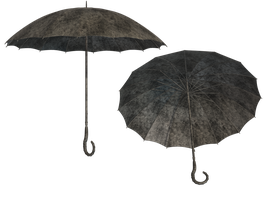 Steampunk Umbrella PNG Stock by Roys-Art
