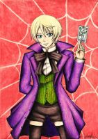 Alois Trancy by Ronny-F