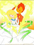 Fionna x Flame Prince by Live4Adventure