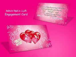 Engagement Card by na2ar