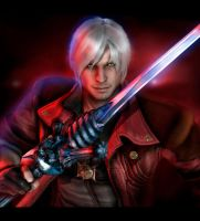 Dante by AnnaPostal666