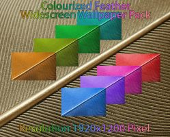 Colourized Feather WS WP Pack by webcruiser