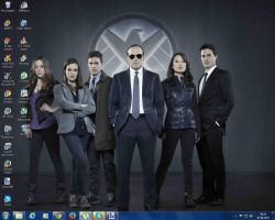 Agents of Shield by SPCM2011