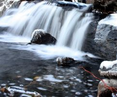 Tahoe-Emerald Bay Falls 7 by The-Assistant