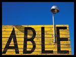 industrial alphabets 1: ABLE by miemo