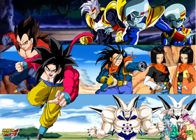 Dragonball GT by Juan50