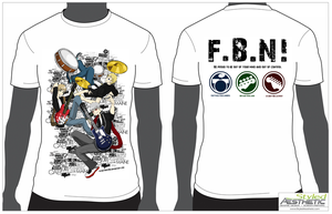 FBN Big Time T-Shirt by BlueStorm-Studio