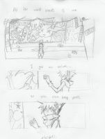 TWEWY: Comic Page 1..? WIP by icemirror