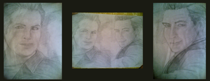 Ryan Reynolds and George Clooney by angelmolly