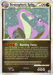 Stratospheric Spike (Dragon-type Promo) by dmon2