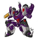IDW Style Galvatron Colours by palmaay