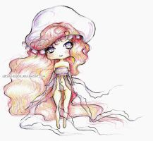 Miss Jellyfish by Satine-Black