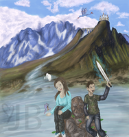 Fablehaven Gift by pandaloverlol