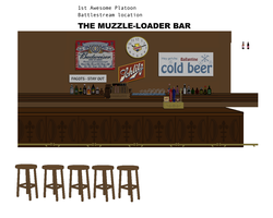 The Muzzleloader Bar by FirstAwesomePlatoon