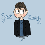 sam smith by Braang