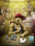 POKER Monkey by Vinz-el-Tabanas