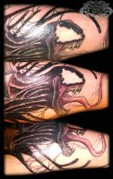Venom by state-of-art-tattoo