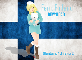 Fem. Finland DOWNLOAD by Ringtail14