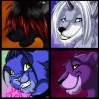 Icons part 2 by Mirri