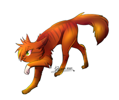 Squirrelflight by baimon2000