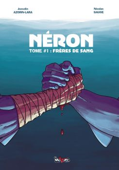Neron1-00 -- Cover by Nicolassauge
