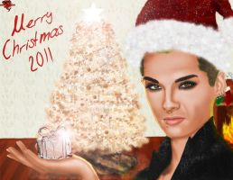 Merry Christmas 2011 from Bill by lionessgirl2007