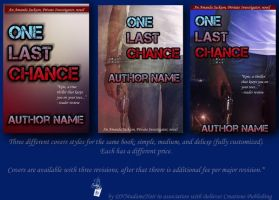 One Last Chance Concept Covers by DJMadameNoir