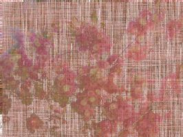 Flowery romantic background by Patterns-stock