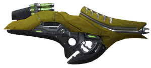 HaloReach Fuel Rod Gun Profile by ToraiinXamikaze