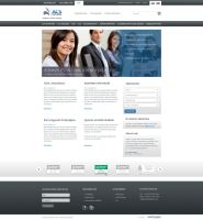 ACS Liberty webdesign by blinka