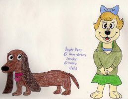 Pound Puppies - Generations 3 by toonaddict2001