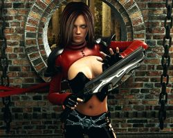 Huntress 2 by Le-Arc-7thHeaven