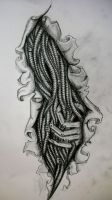 Tattoo Sketch by crimsoncancerian