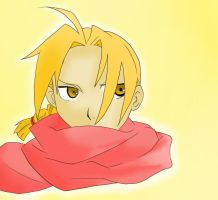 Edward Elric #3 by harperL