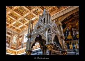 S.Paolo fuori le mura IV by calimer00