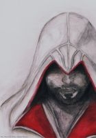 Assassins Creed - Ezio by The-Rain-Of-Roses