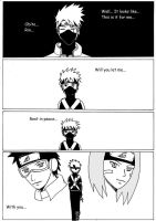 Kakashi's wish by Motokolas