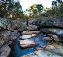 Woolshed Falls -1 by TCBriggs