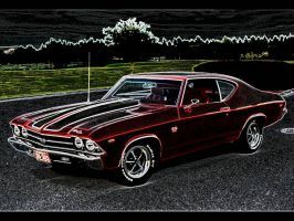 chevelle ss by TJGAMING