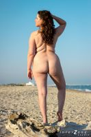 Cecile at the beach 21 by Zone-studio