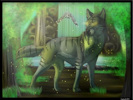 Where the wild Kai's roam by CordisaWire