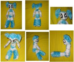 Jenny beanie plush 1 by teenagerobotfan777