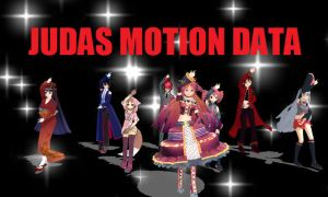 MMD Judas Motion Data by Pikadude31451