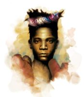 basquiat by Adisign09